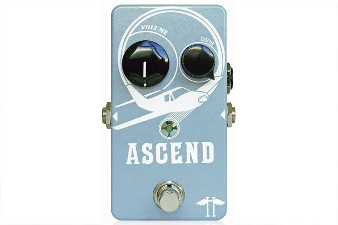 Heavy Electronics - Ascend Clean Boost
