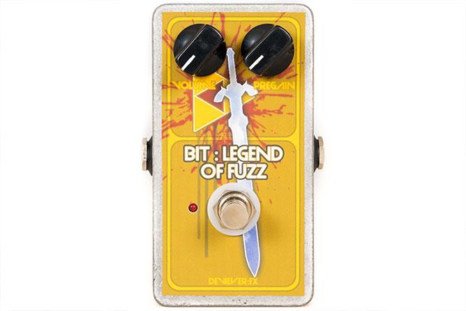 Devi Ever - Bit : Legend of Fuzz