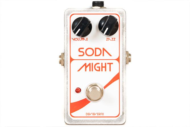 Devi Ever - Soda Might