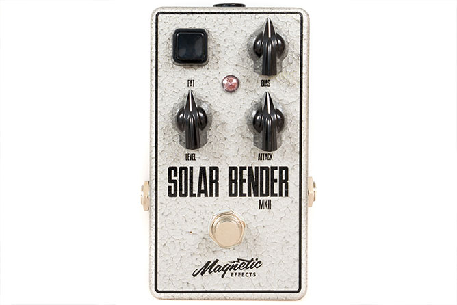 Magnetic Effects - Solar Bender Fuzz