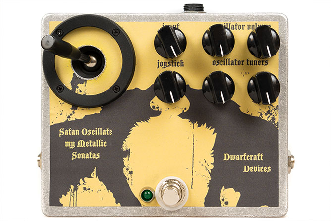 Dwarfcraft Devices - Satan oscillate my metallic sonatas