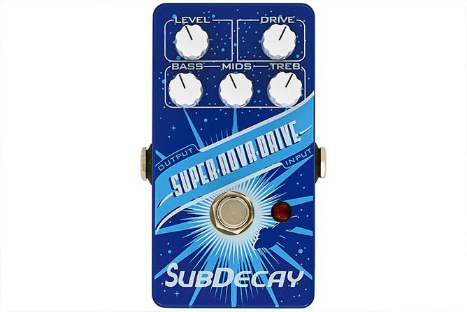 Subdecay - Supernova Drive – Overdrive