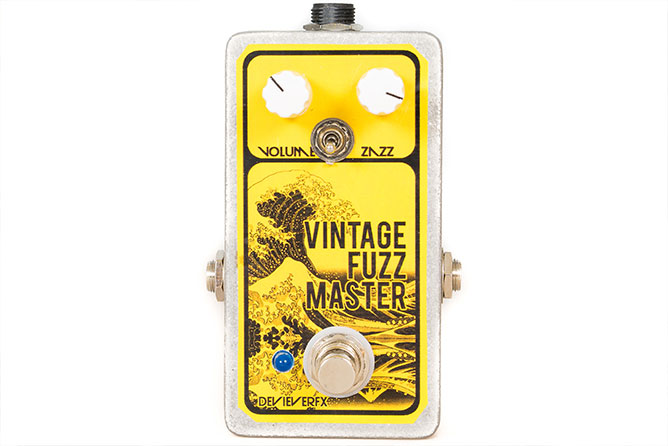 Devi Ever - Vintage Fuzz Master