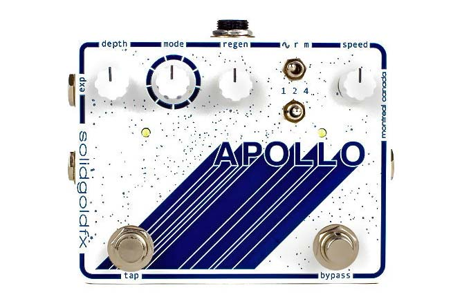 Solid Gold FX Apollo phaser