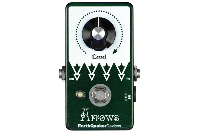 EarthQuaker Devices Arrows boost