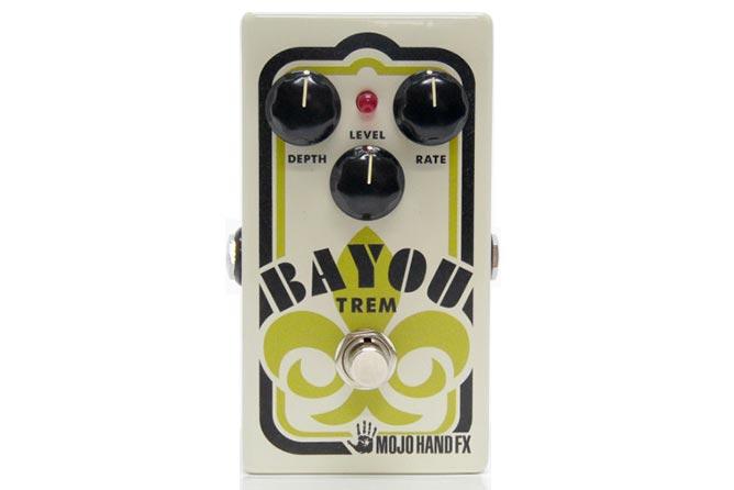 Mojo Hand FX Bayou Trem