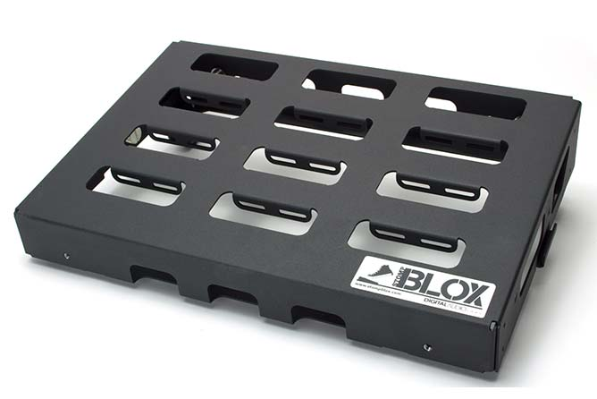 Stompblox modular pedalboard