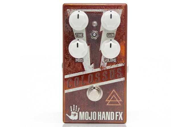 Mojo Hand FX Colossus Fuzz