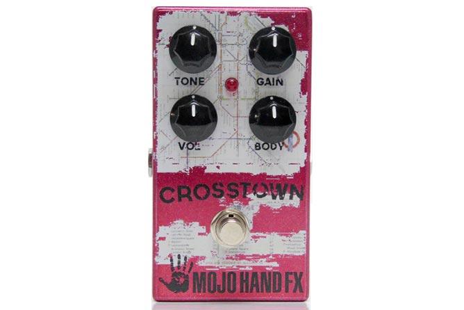 Mojo Hand FX Crosstown Fuzz