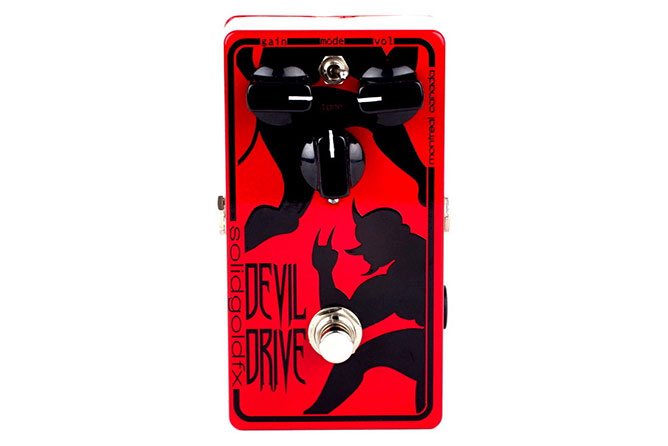 Solid Gold FX - Jeff Waters Devil Drive