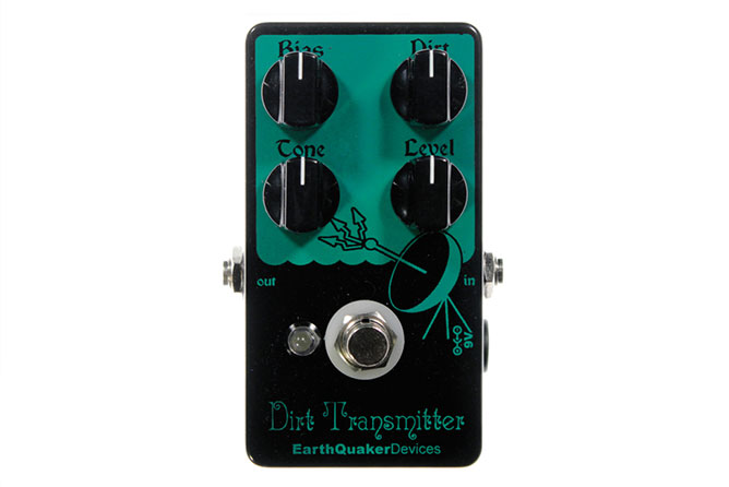 EarthQuaker Devices Dirt Transmitter fuzz
