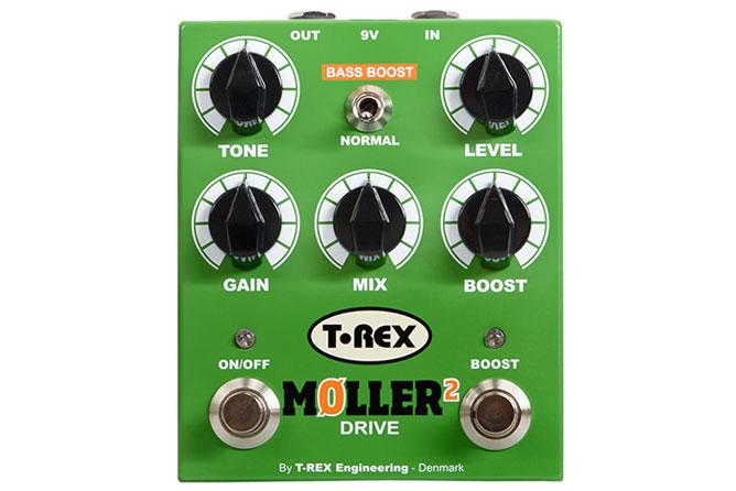 T-Rex Møller 2 overdrive