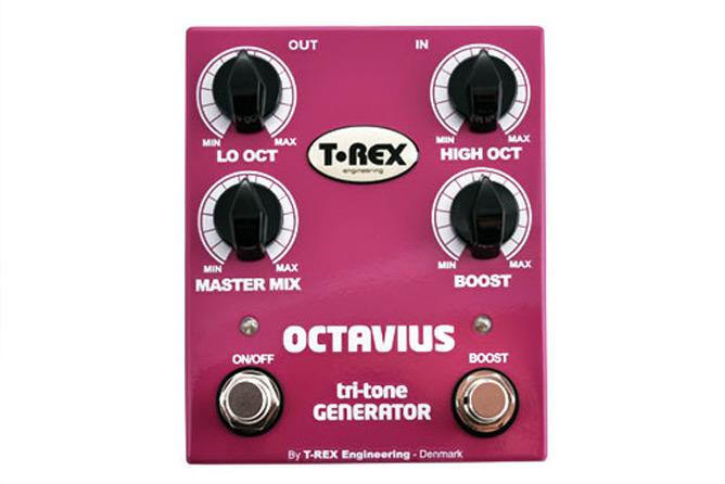 T-Rex Octavius octave