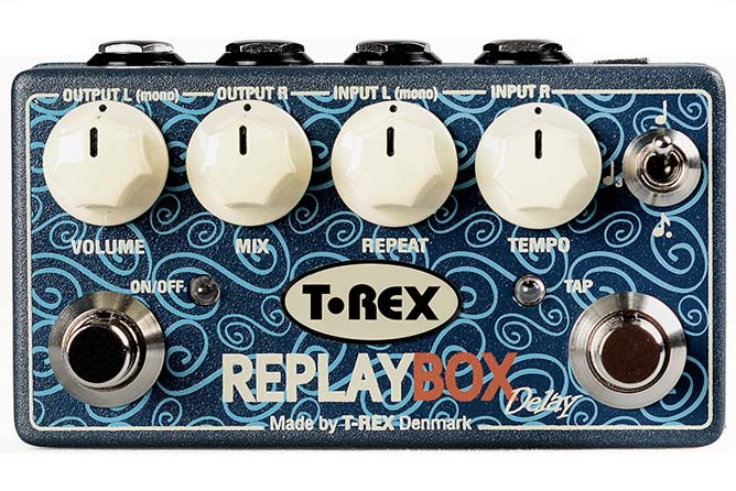 T-Rex Replay Box delay