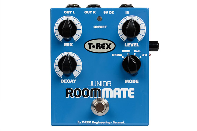 T-Rex Roommate Junior reverb