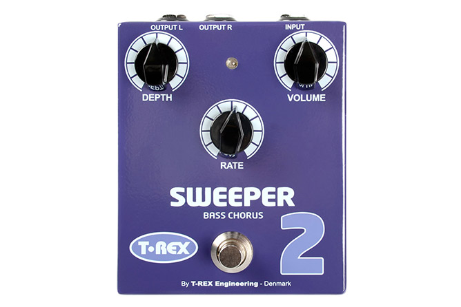 T-Rex Sweeper 2 Bass Chorus