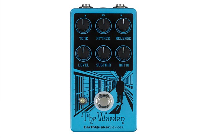 EarthQuaker Devices The Warden compressor