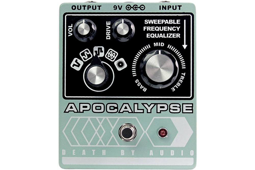 Death By Audio Apocalypse Fuzz