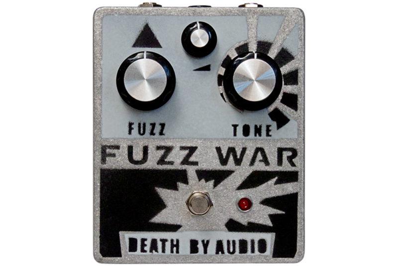Death By Audio Fuzz War
