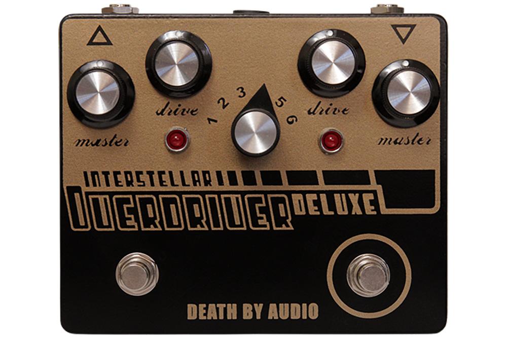 Death By Audio Interstellar Overdriver Deluxe