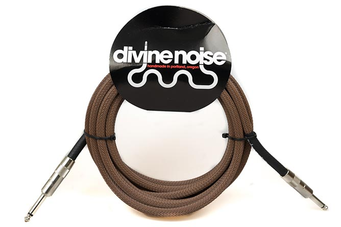 Divine Noise 4.5m Tech Flex Cable Brown (ST-ST)