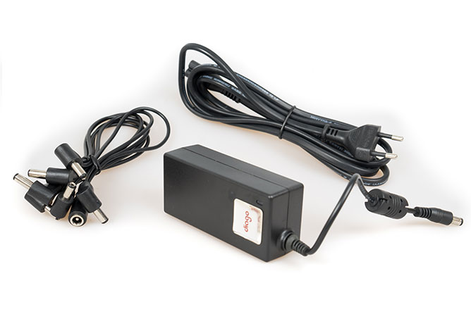 Diago Powerstation 9V 3000mA Effects Pedal Power Supply