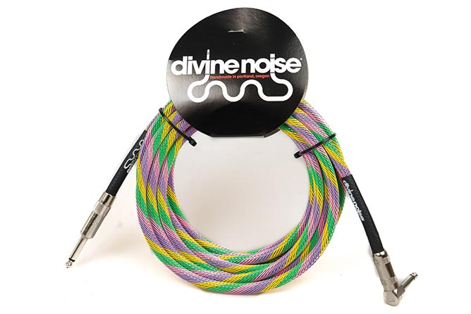 Divine Noise 4.5m Tech Flex Cable Sherbert (ST-RA)