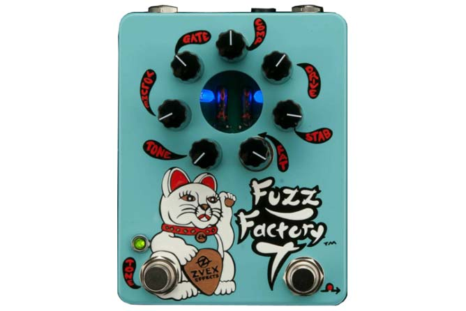 ZVEX Fuzz Factory 7 Blue