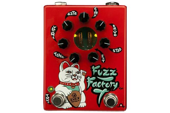 ZVEX Fuzz Factory 7 Red