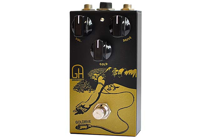 Greenhouse Effects Goldrive Overdrive