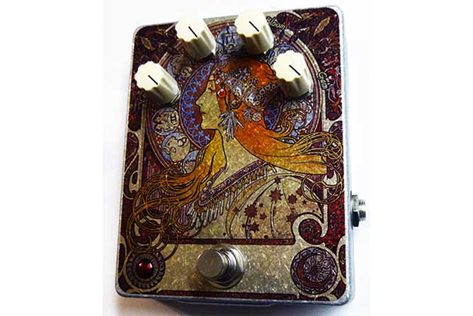 FuzzHugger FX Algal Bloom Fuzz