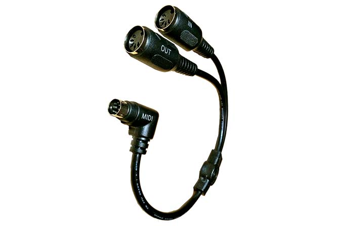 BeatBuddy Midi Sync Cable