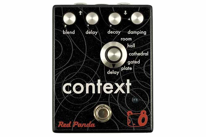 Red Panda Context Reverb
