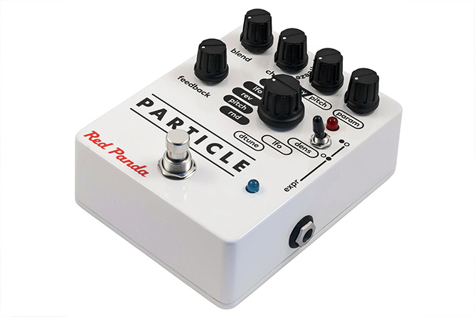 Red Panda Particle Granular delay / pitch shifter