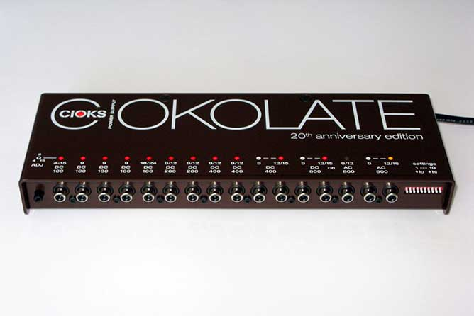 CIOKS CIOKOLATE 16 outlets