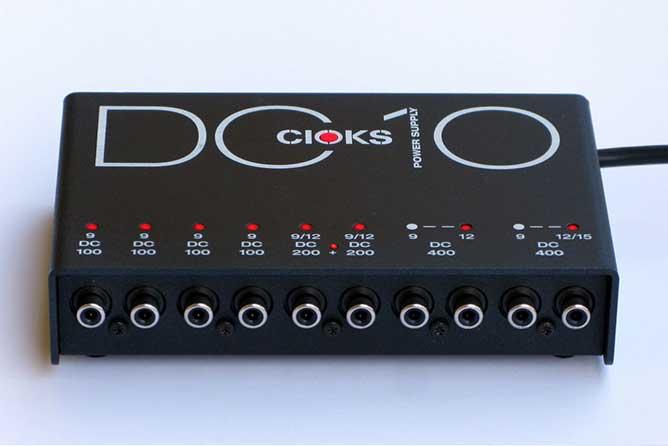 CIOKS DC10