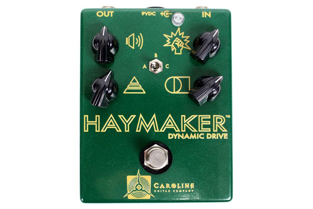 Caroline Guitar Company Haymaker overdrive
