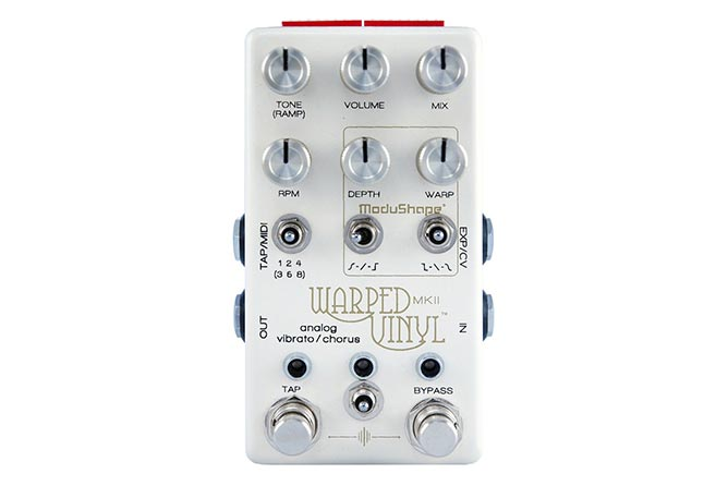 Chase Bliss Audio Warped Vinyl MKII