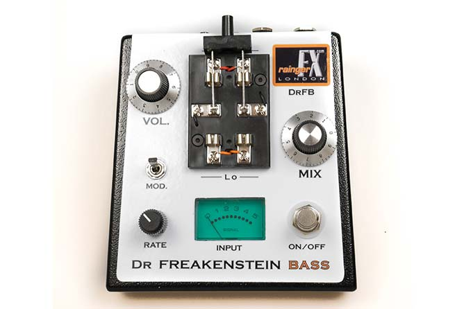 Rainger FX Dr Freakenstein Bass Distortion