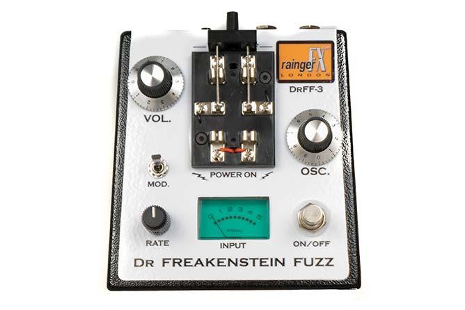 Rainger FX Dr Freakenstein Fuzz DrFF-3