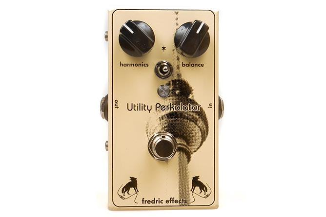 Fredric Effects – Utility Perkolator