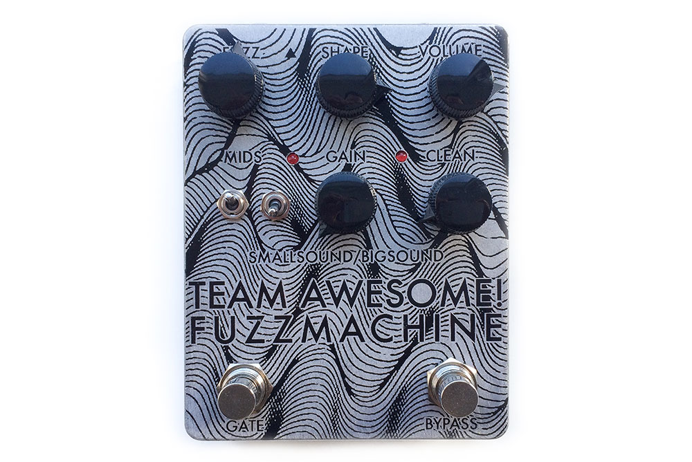 smallsoundbigsound-team-awesome!-fuzz-machine