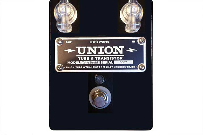 Union Tube & Transistor Tone Druid