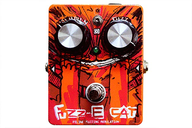 Paradox Effects - Fuzz-E Cat