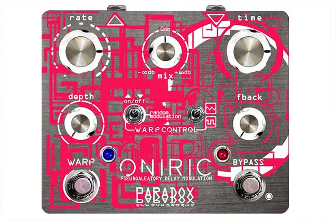 Paradox Effects - Oniric delay