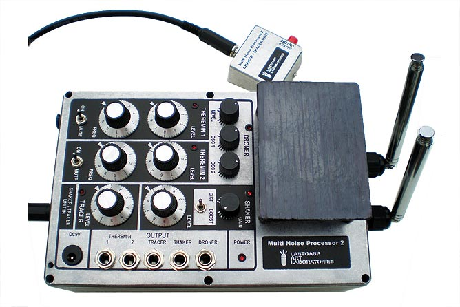 Lastgasp Art Laboratories - Multi Noise Processor 2
