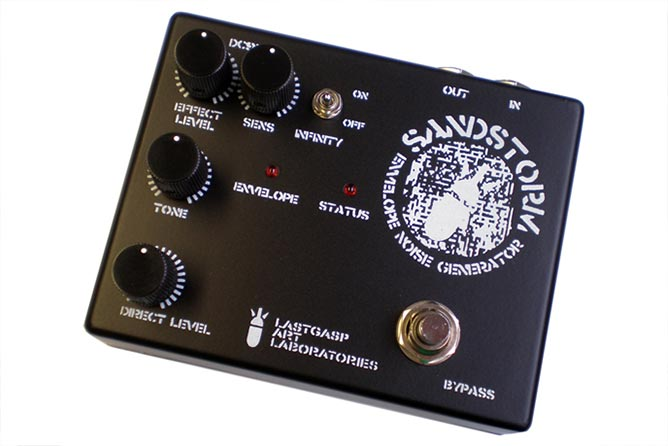 Lastgasp Art Laboratories - Sandstorm - envelope noise generator