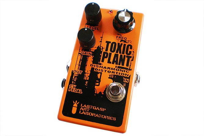 Lastgasp Art Laboratories - Toxic Plant disharmonic distortion