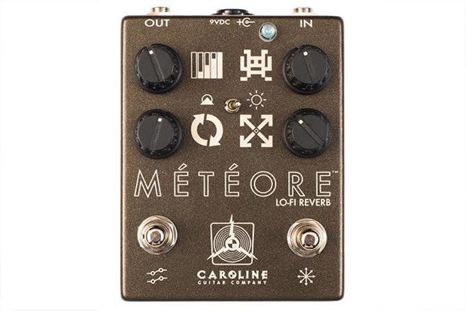 Caroline Guitar Company - Météore reverb