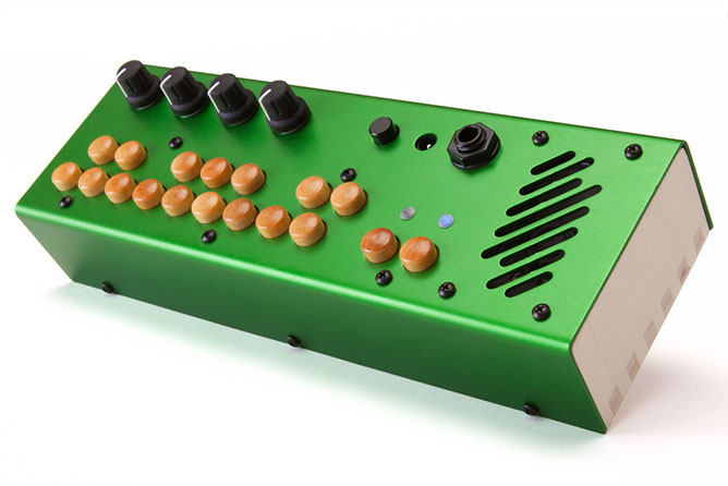 Critter & Guitari Pocket Piano - Green